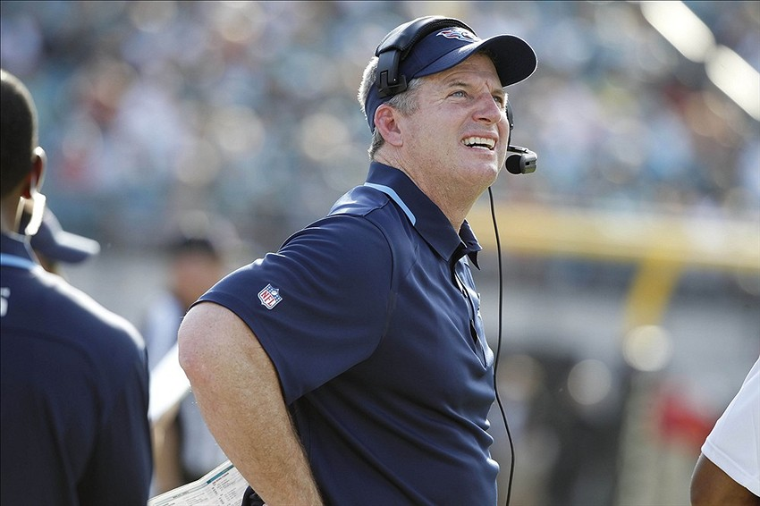 Tennessee Titans Opinion: Why Mike Munchak Should Be Safe