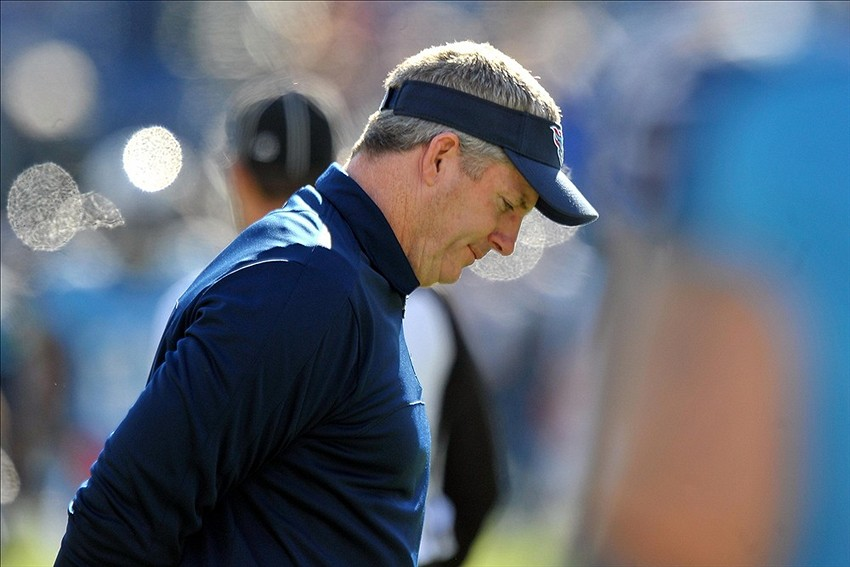 Tennessee Titans Fire Mike Munchak, Entire Coaching Staff