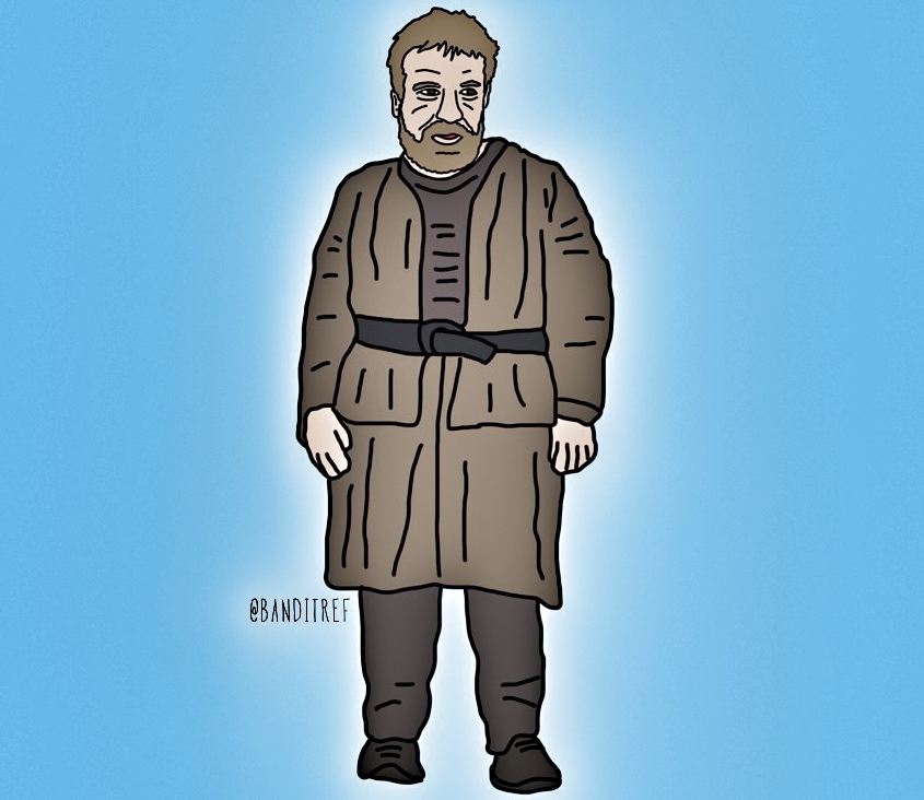 HUMOR ART: Titans QB Ryan Fitzpatrick as Game of Thrones Character