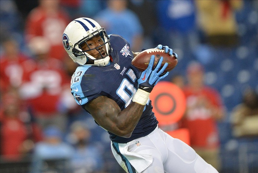 Tennessee Titans: Comparing Delanie Walker vs Jared Cook