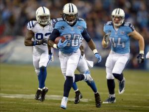 Tennessee Titans: TN-Time 7-Round NFL Draft, Offense (97-13)