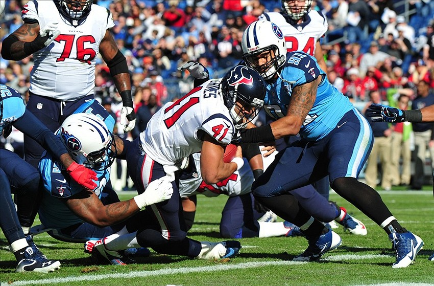 Derrick Morgan: Turning Quarterback Pressures Into Sacks