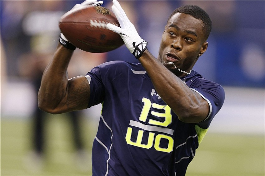 Bridgestone Road to the 2014 NFL Combine Journey: Titan Sized Edition