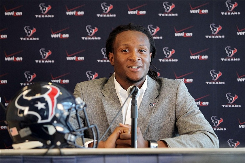 2014 NFL Mock Draft Countdown: Houston Texans, No. 1