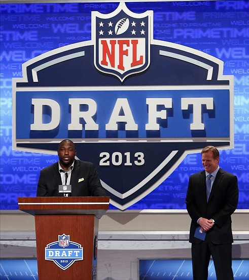 2014 NFL Mock Draft Countdown: Tampa Bay Buccaneers, No. 7