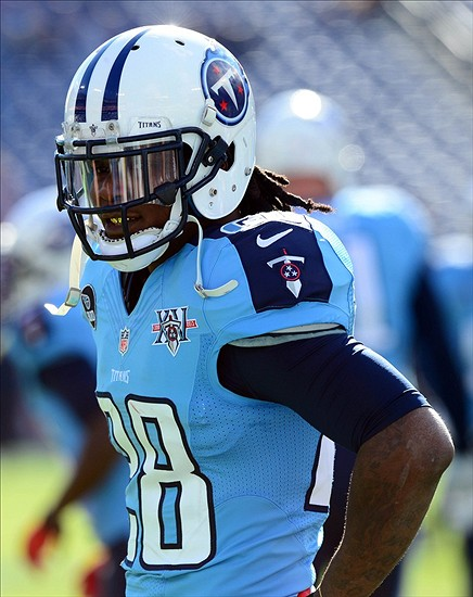 Chris Johnson, Tennessee Titans Contract Talks at Standstill