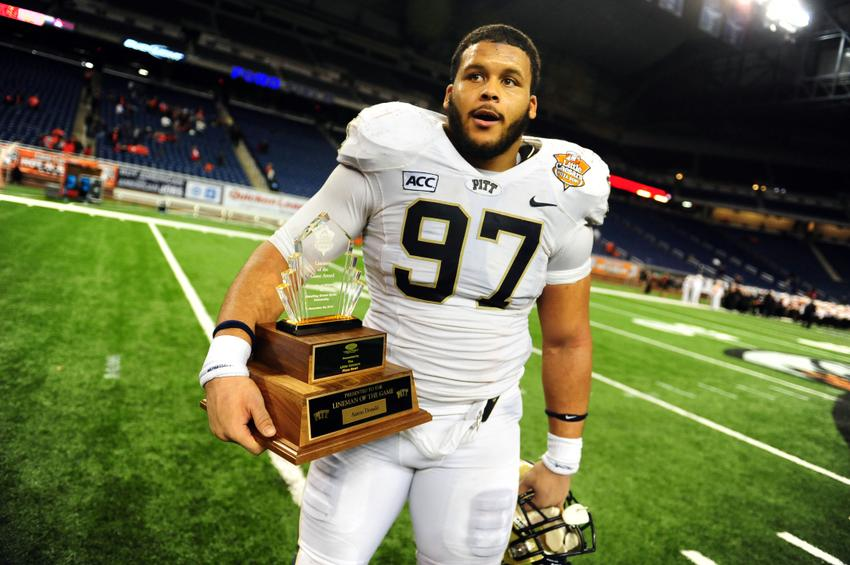 Should the Tennessee Titans Draft: Aaron Donald, DL, Pittsburgh