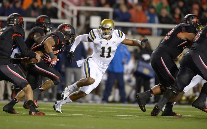 Should the Tennessee Titans Draft: Anthony Barr, LB, UCLA