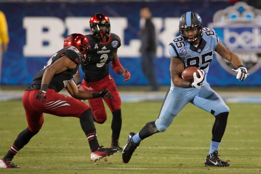 Should the Tennessee Titans Draft: Eric Ebron, TE, North Carolina