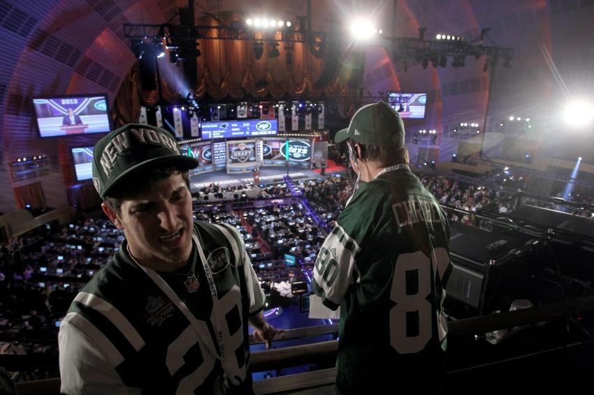 2014 NFL Mock Draft Countdown: New York Jets, No. 18