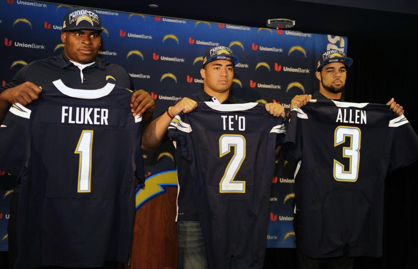 2014 NFL Mock Draft Countdown: San Diego Chargers, No. 25