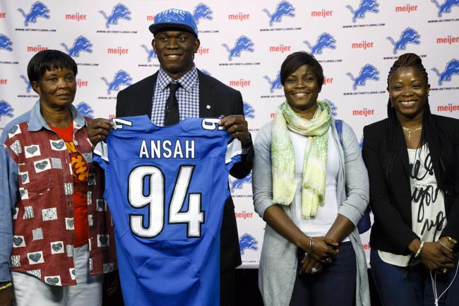 2014 NFL Mock Draft Countdown: Detroit Lions, No. 10
