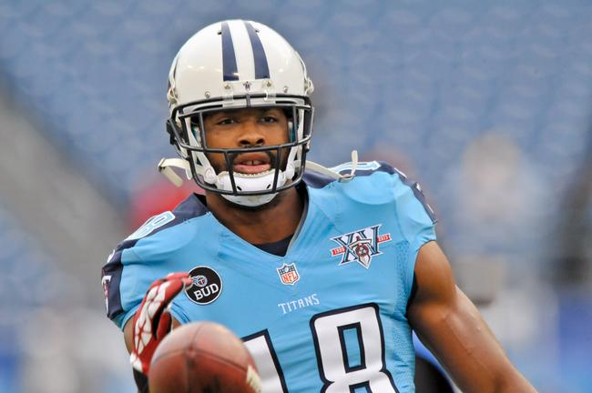 Tennessee Titans Twitter Talk: Kenny Britt Heads for St. Louis Rams