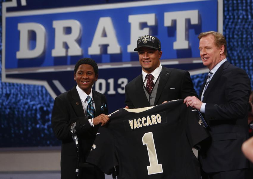 2014 NFL Mock Draft Countdown: New Orleans Saints, No. 27
