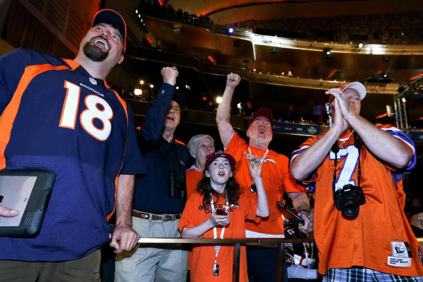 2014 NFL Mock Draft Countdown: Denver Broncos, No. 31
