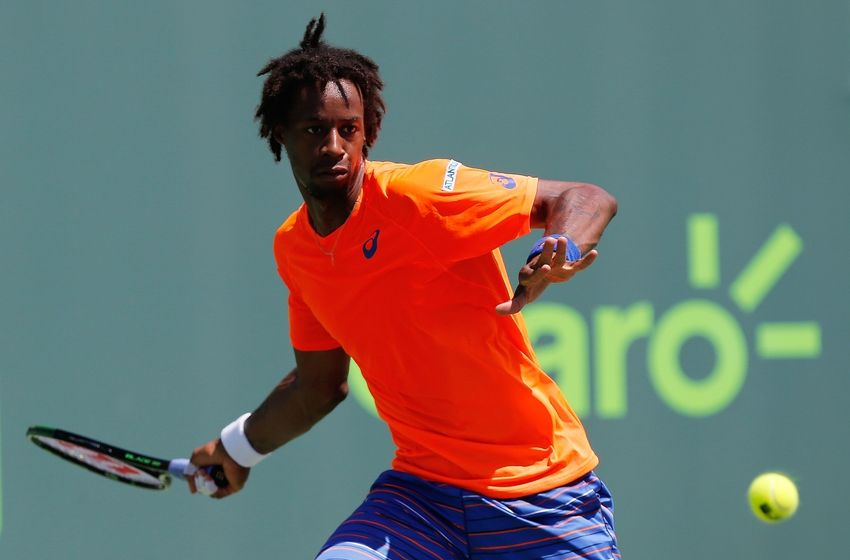 Gael Monfils French Open French Open Can Monfils Set