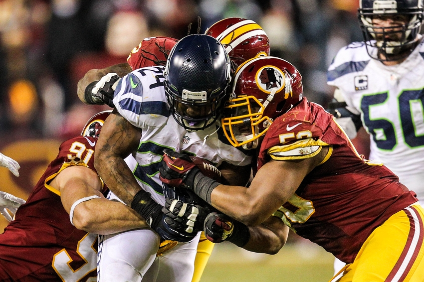 Seahawks vs Redskins : Gameday Injury Report