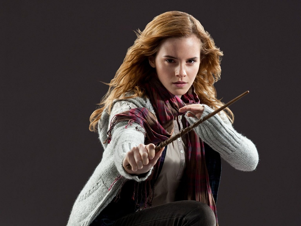 How do you feel about the women in the Harry Potter series?