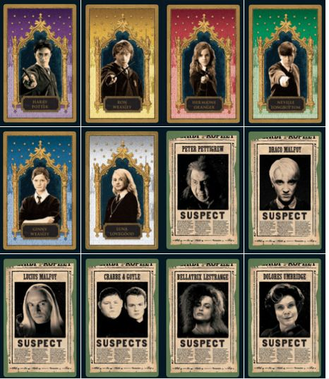 clue mystery game instructions