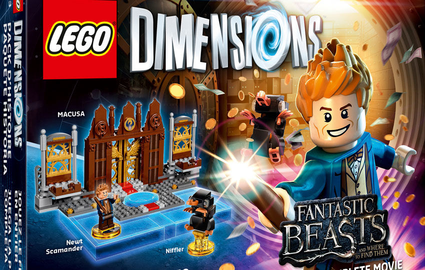 Image result for lego dimensions fantastic beasts