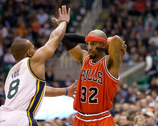 NBA Trade Rumors: Could the Chicago Bulls Trade Rip Hamilton?