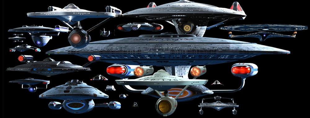 Star trek the next generation images tng crew hd wallpaper and - Star Trek S Top 10 Federation Ships