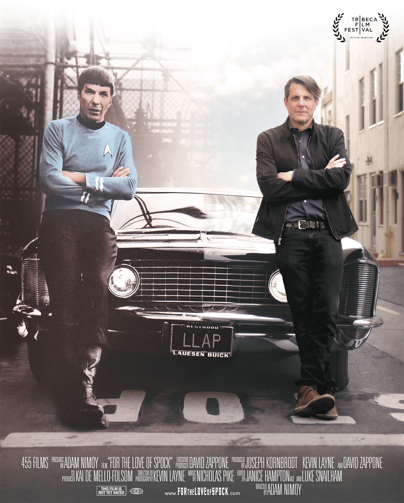 documentaire netflix for the love of spock