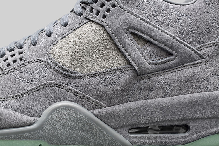 X Kaws Air Jordan Retro 4 Cool Grey 930155-003 10-12 IN STOCK 11 3 1