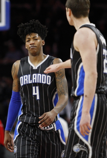 Elfrid Payton, Mario Hezonja, Orlando Magic