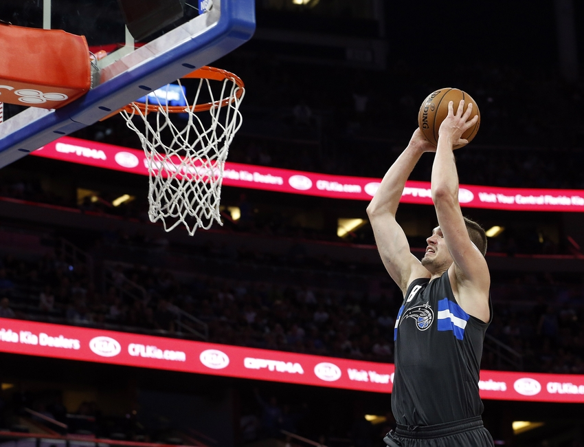 Mario Hezonja, Orlando Magic