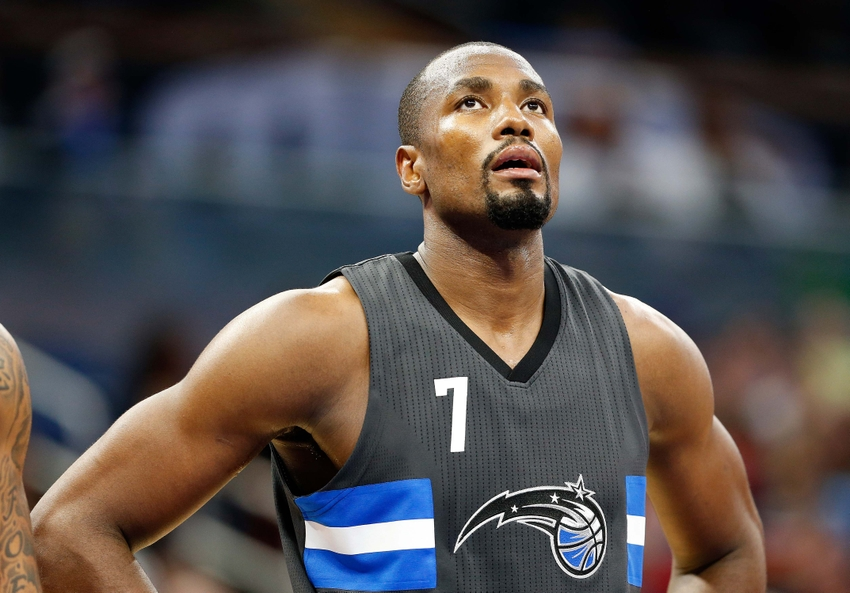 Serge Ibaka, Orlando Magic