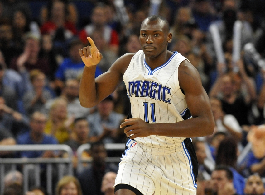 Bismack Biyombo, Orlando Magic