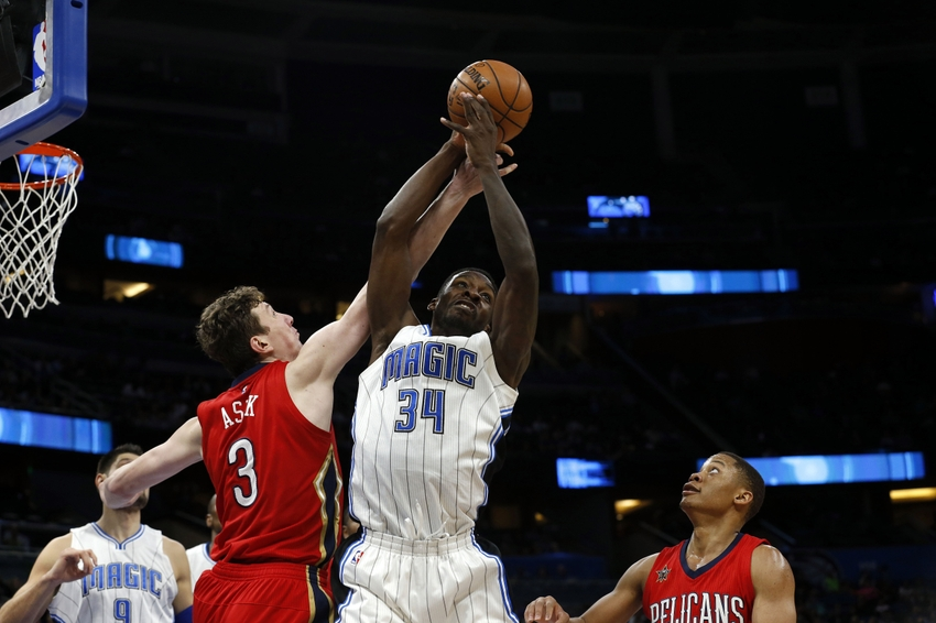 Jeff Green, Orlando Magic, Omer Asik, New Orleans Pelicans