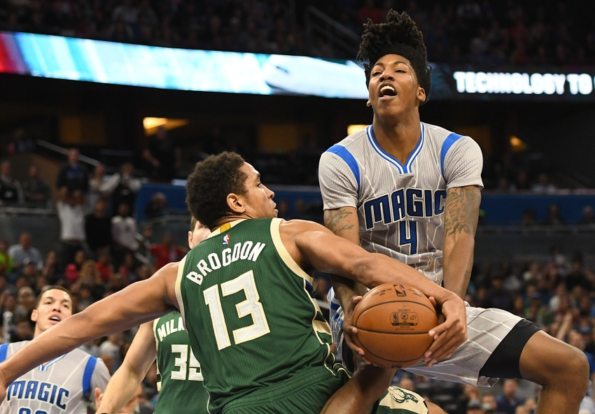 Elfrid Payton, Orlando Magic, Malcolm Brogdon, Milwaukee Bucks