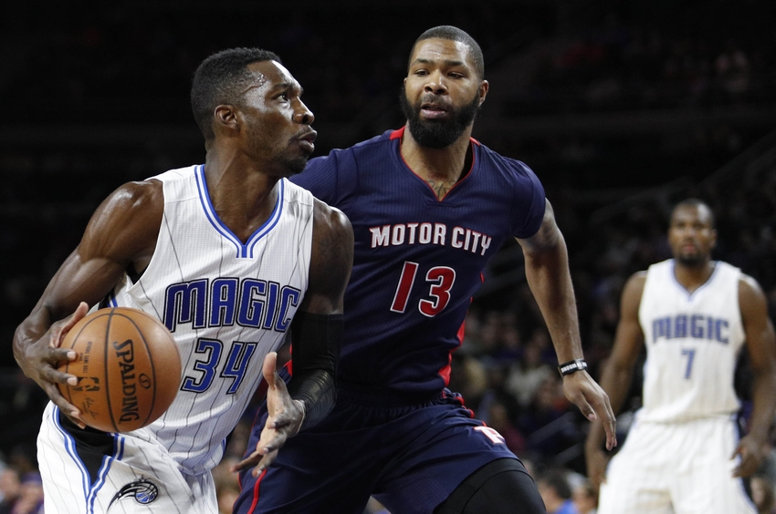 Jeff Green, Orlando Magic, Marcus Morris, Detroit Pistons