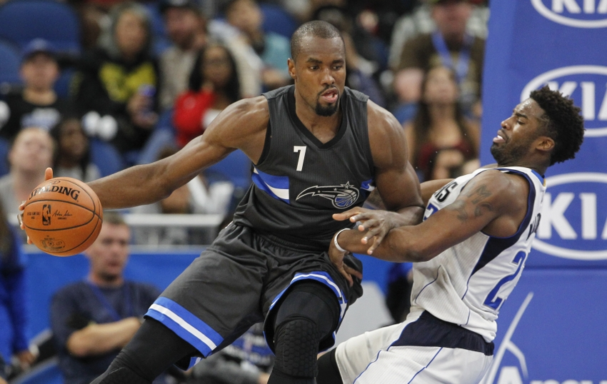Serge Ibaka, Orlando Magic, Wesley Matthews, Dallas Mavericks