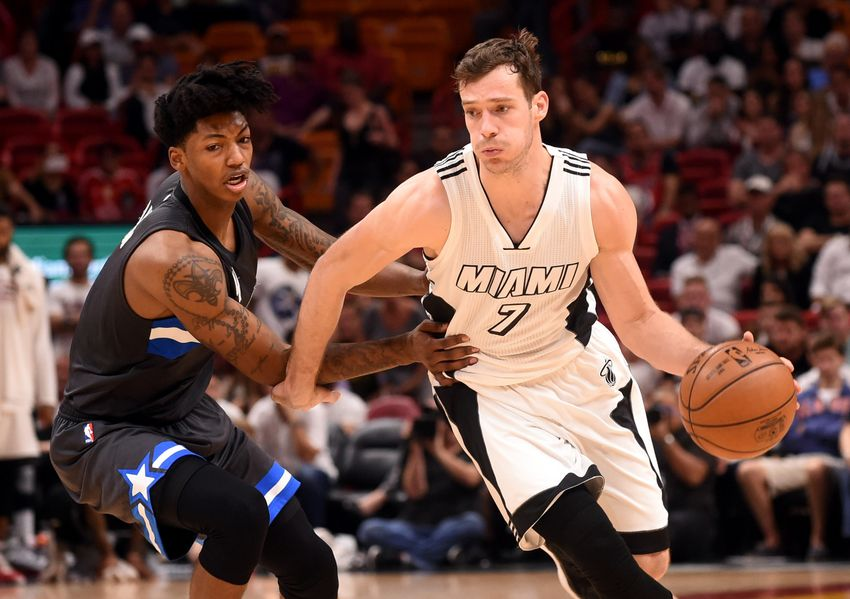Goran Dragic, Miami Heat, Elfrid Payton, Orlando Magic