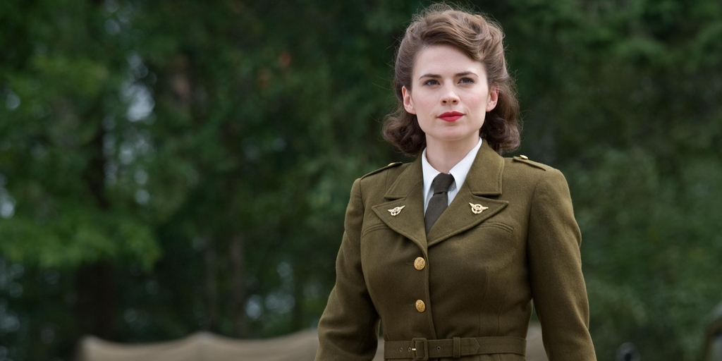 'Agent Carter' Star Hayley Atwell Hasn't Given Up On Peggy Yet