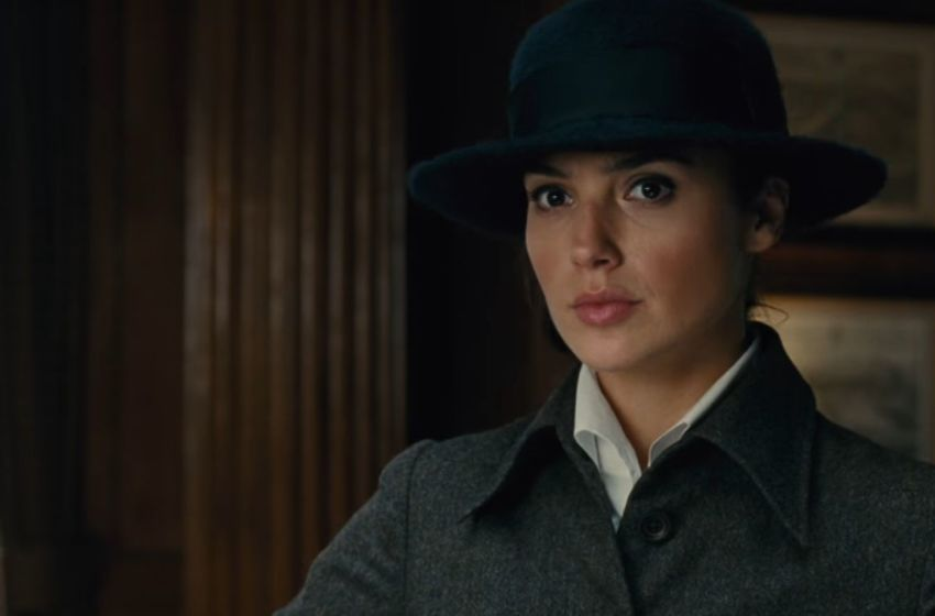 'Wonder Woman' wages war in promising new trailer