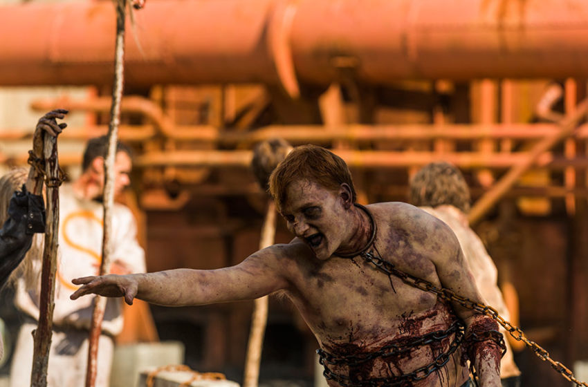 The Walking Dead Season 7: Austin Amelio talks Dwight and Daryl's relationship