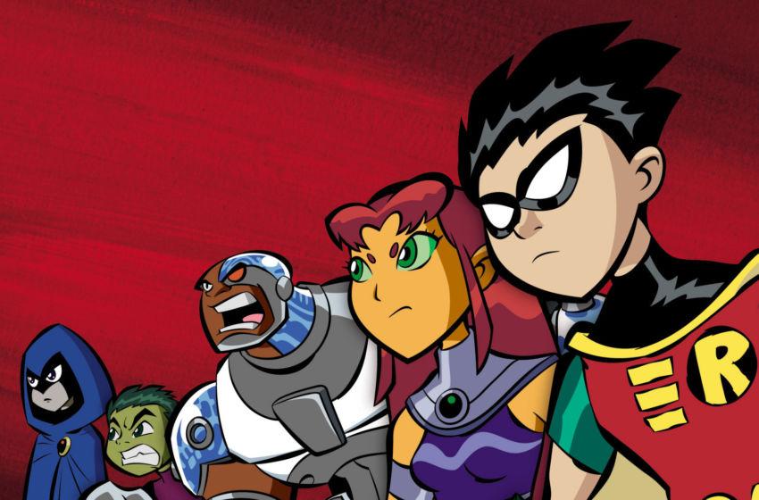 Teen Titans Go Online Stream