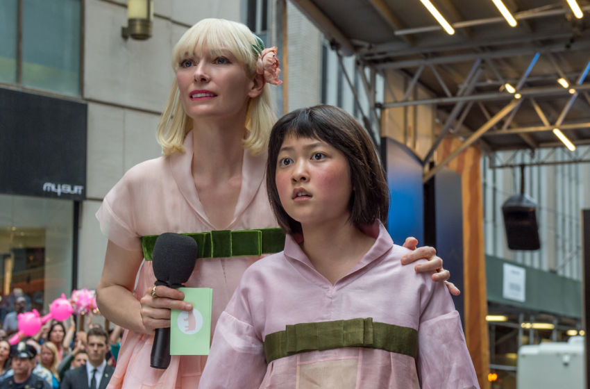 Image result for okja netflix press photos