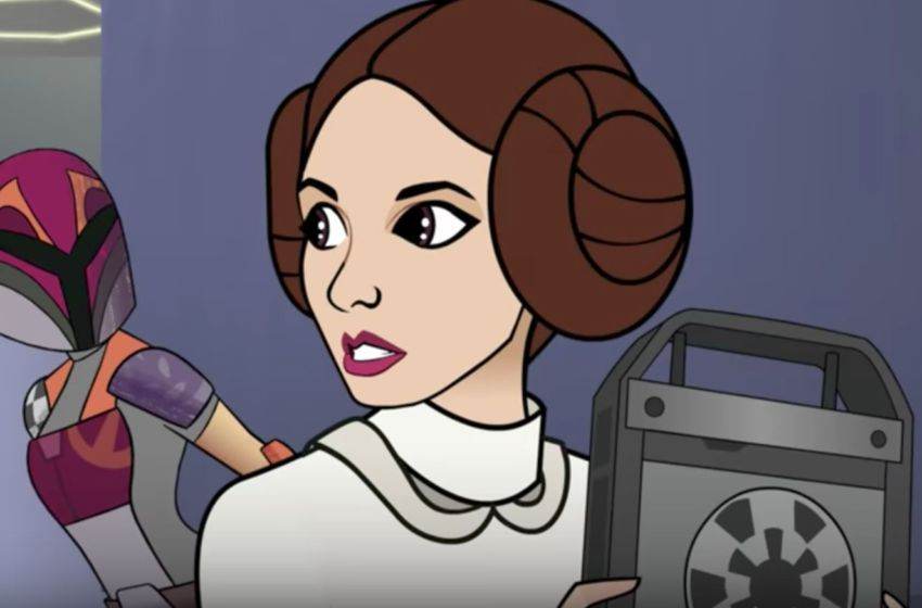 Star Wars: Forces of Destiny Trailer Reveals Series Premiere Date