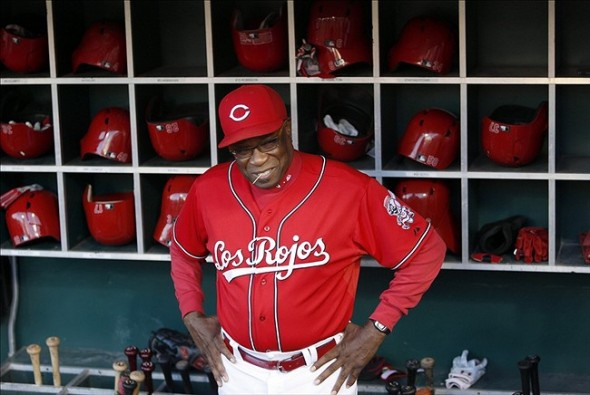 dusty baker fired