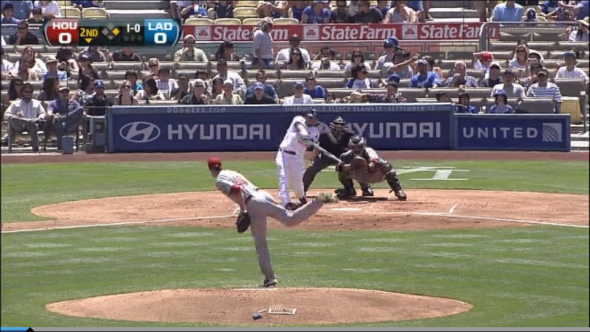 Navarro - 2011 HR vs RHP