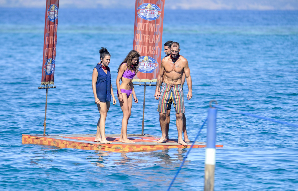 'Survivor' Cast Left Reeling From Fallout Of Transgender Contestant's Outing