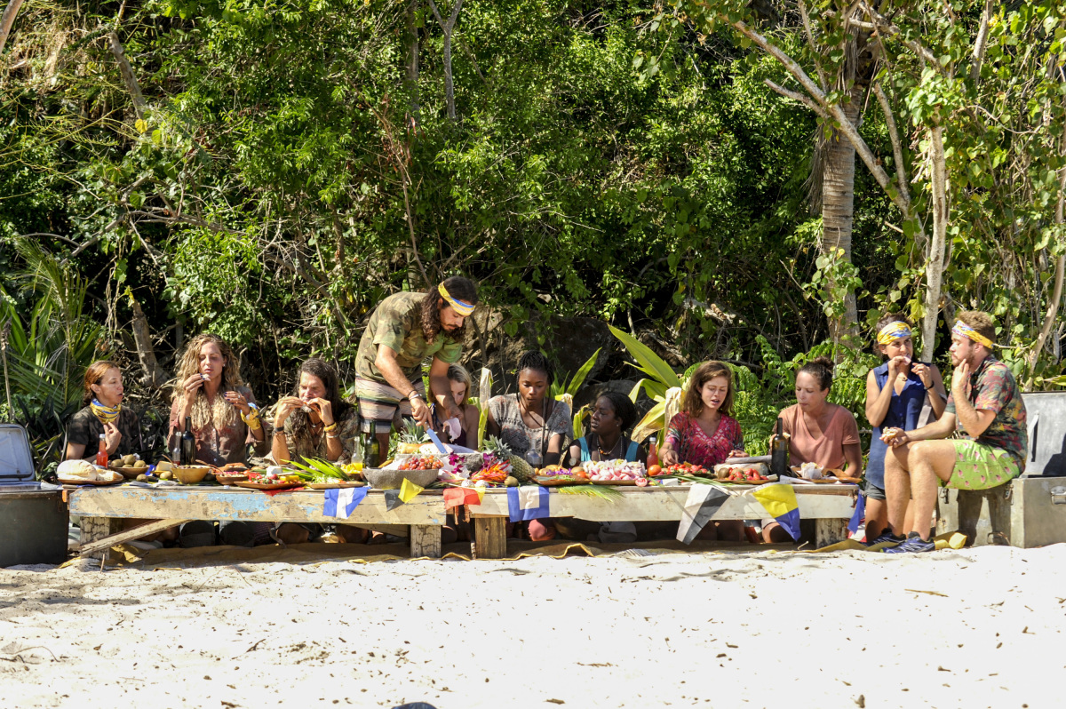 Survivor: Game Changers - Ozzy Lusth interview: Breaking down the blindside