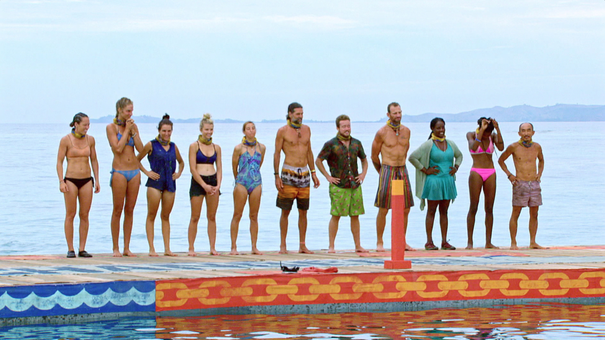 'Survivor' Recap: Sarah Makes A Huge Game-Changing Move