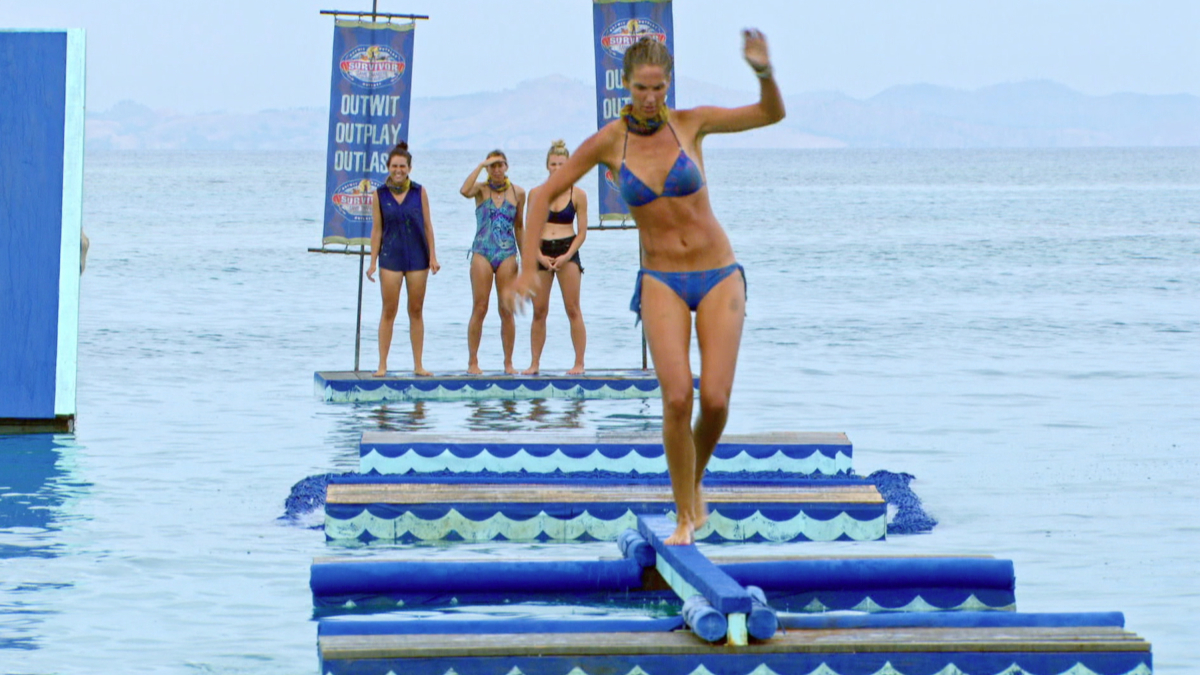 Survivor Game Changers 2017 Recap: Week 8 - Debbie Is In Control?
