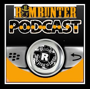 The Rumbunter Podcast invades your ears again!